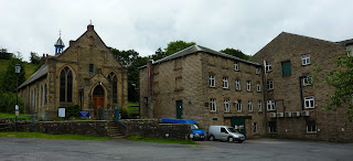 Calder Vale Methodist Chapel and Lappet Mill