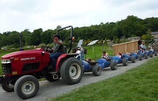 Barrel Ride