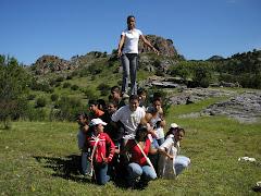 """grupo de jóvenes """"KORIMA"""" Parroauia San José"""