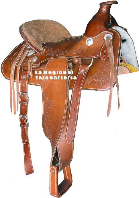 Monturas mexicanas remato montura silla de montar mexicana usada - Silla de montar espanola ...