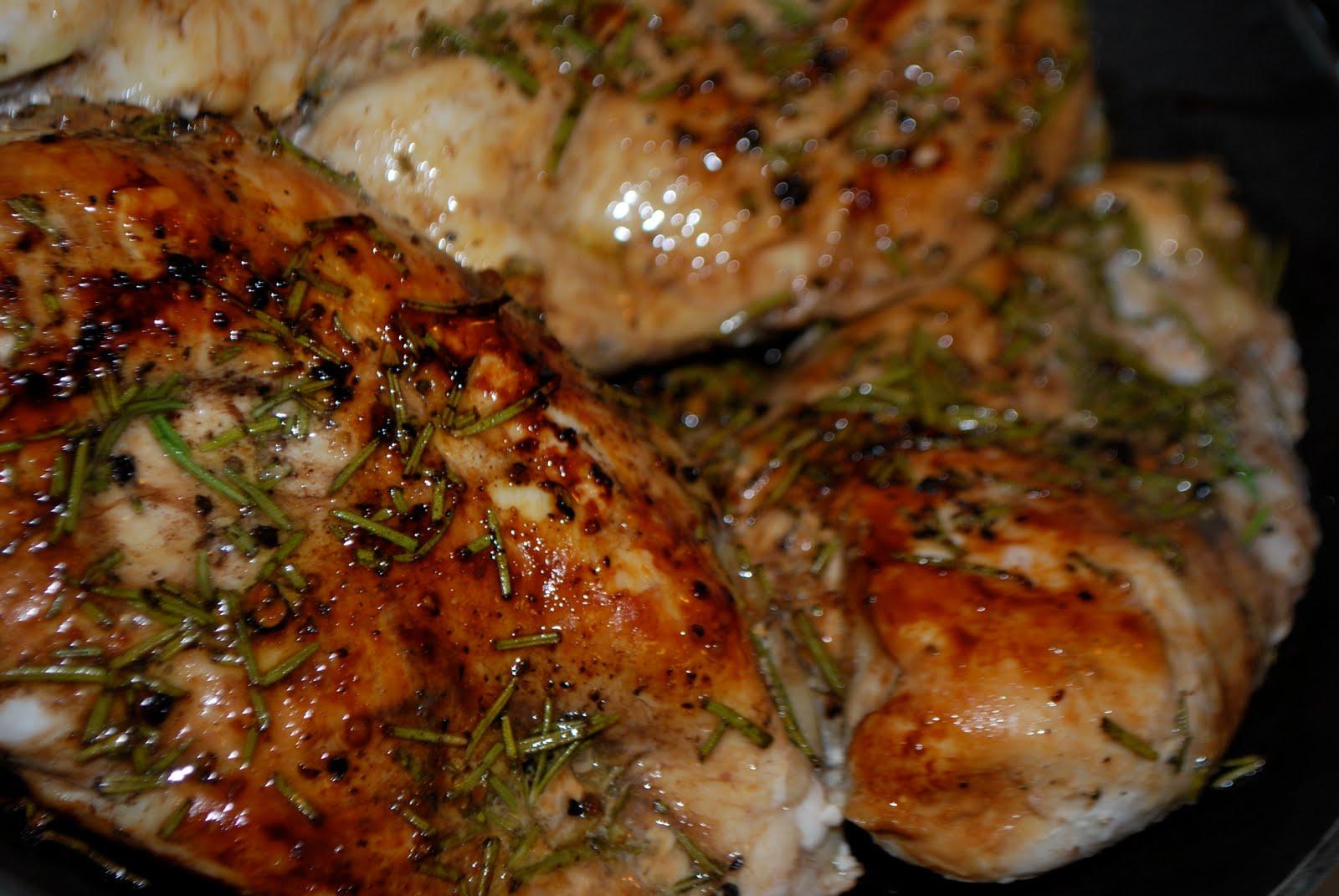Boneless Chicken Breast Recipes With Balsamic Vinegar