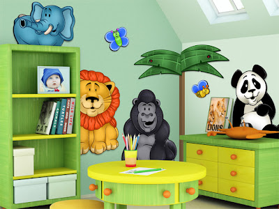 Classic Kids Room Dream