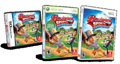 Beau Backyard Sports Sandlot Sluggers Has Offered One J. Leigh Designz Readers A Backyard  Sports Sandlot Sluggers Wii Game For Your Family!