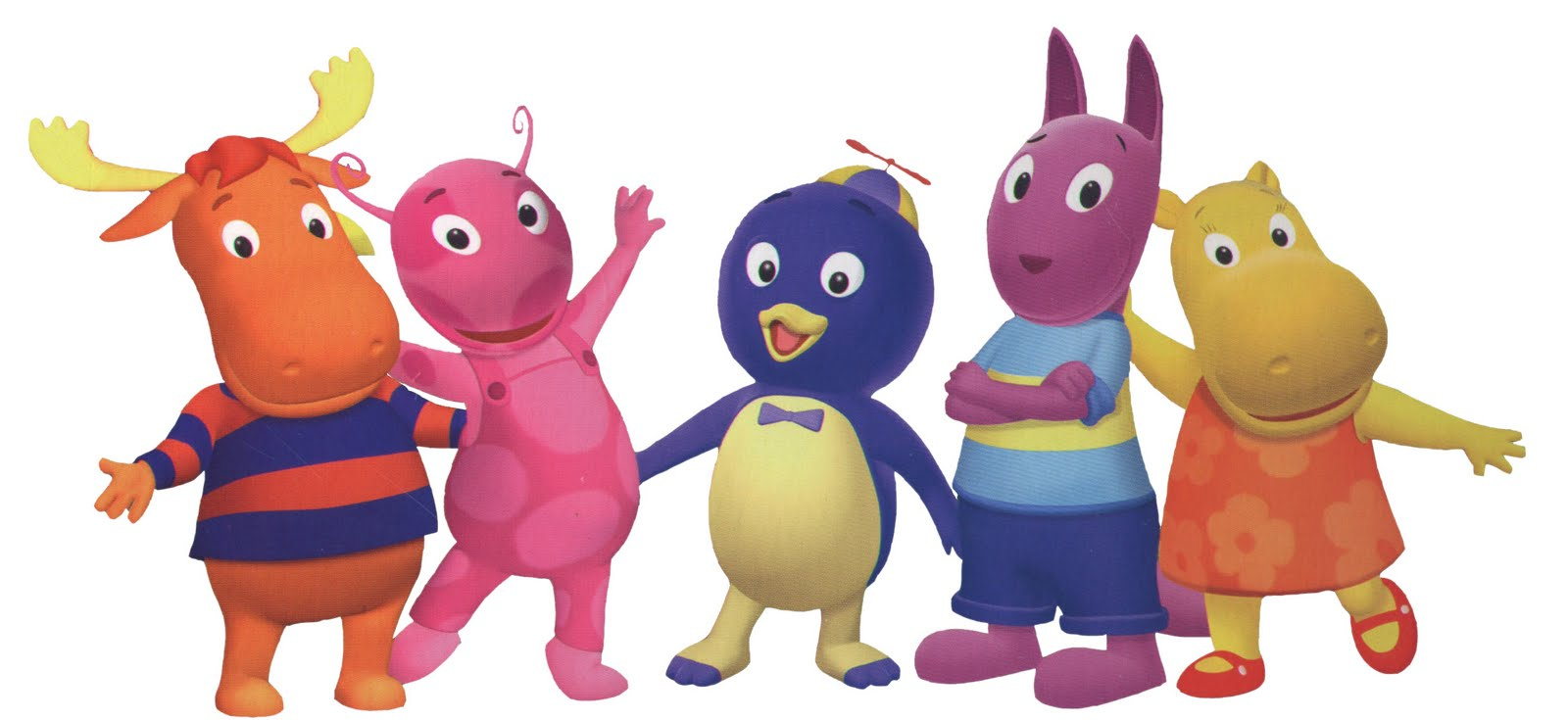 The Backyardigans: Christmas With The Backyardigans DVD