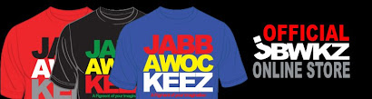 Official JBWKZ Merchandise