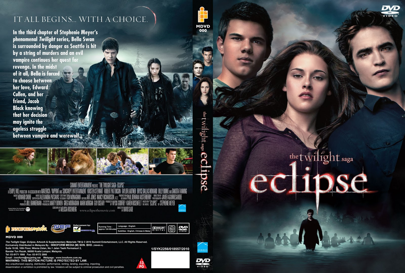 Watch The Twilight Saga Eclipse Online  Full Movie from