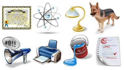 glassy%2520icons - Glassy Icons