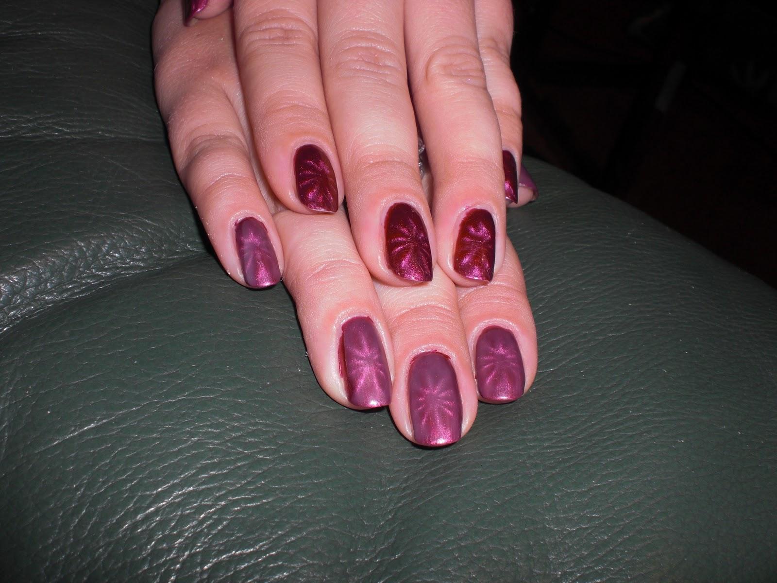 handens naglar