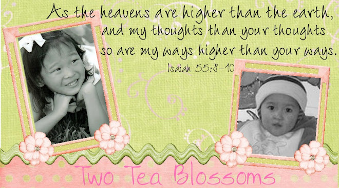 Two Tea Blossoms