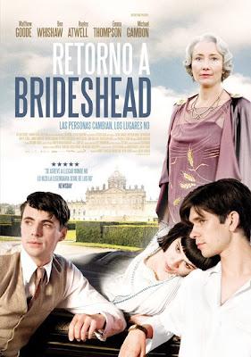 Retorno a Brideshead cine online gratis
