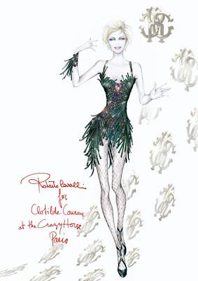 Roberto_Cavalli_Clotilde_Corrau_Crazy_Horse@http://marielscastle.blogspot.com