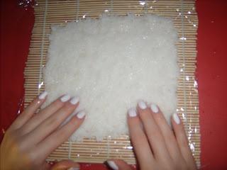 Sushi Pilav Tarifi /Hazırlanışı Phi2
