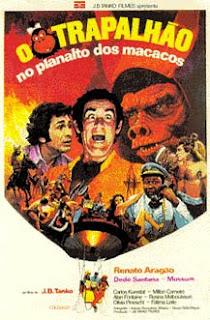 Assistir Filme Online – O Trapalhão no Planalto dos Macacos