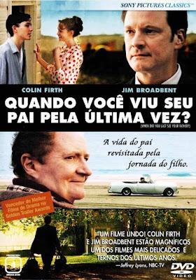 Filme Poster Quando Você Viu Seu Pai Pela Última Vez? DVDRip Dublado
