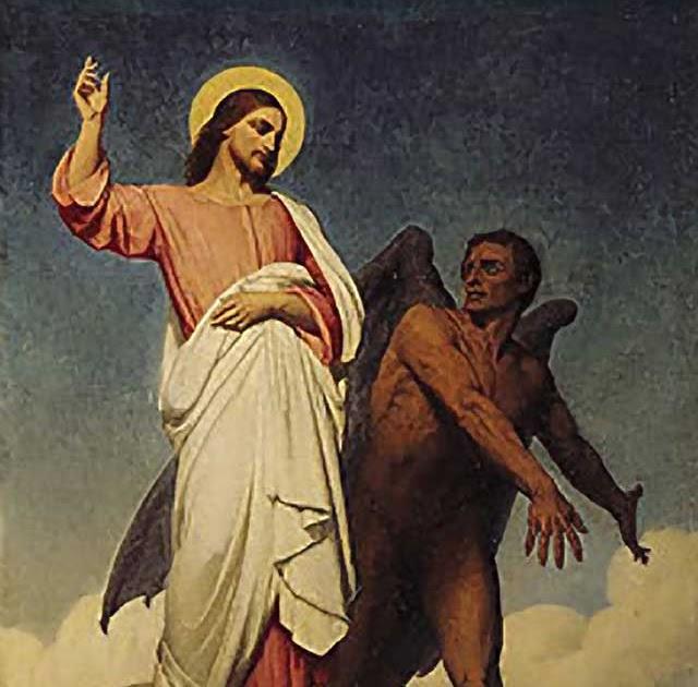 Devotional On Jesus In The Gospels: 10/31/10 Matthew 4:10