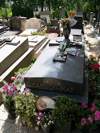 Paris - Pere Lachaise Cemetery