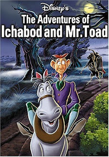 The Adventures of Ichabod and Mr. Toad (1949) - Disney's Cartoon