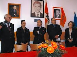 INAUGURAÇÃO DA ANTERIOR SEDE CONCELHIA (03 DE MARÇO DE 2007)