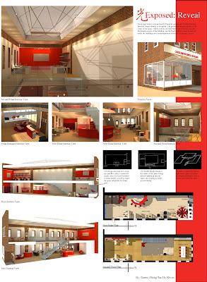 Interior Architecture Design Studio