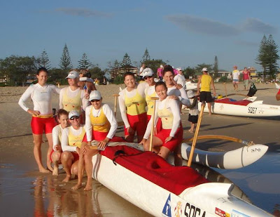 2009 Gold Coast Cup Winners, Surfers Paradise Outrigger