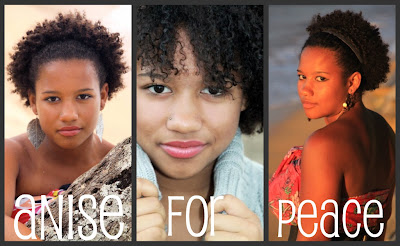 Anise for Peace Natural Hair Spotlight