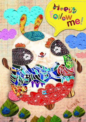 Bunny_Blogger_Artist_Follow_Me_Usasa