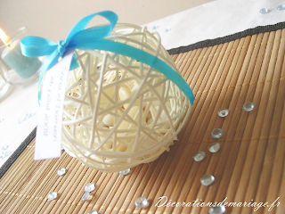 wicker-ball-exotic-wedding-decoration