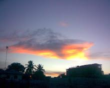 sun rise or sun set???
