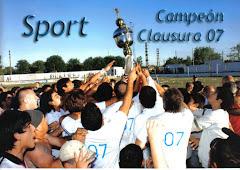 Clausura 2007