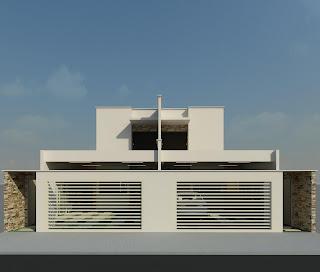 Imobiliaria E Arquitetura Casa Linda Casas Geminadas