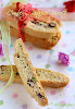 Cranberry Pistachio Biscotti