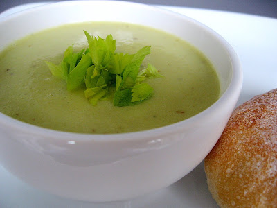 cream of celery soup | restoraprestorap
