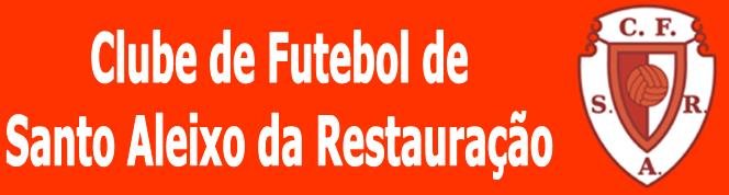 Clube de Futebol de Santo Aleixo da Restauração