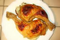 poulet farçi