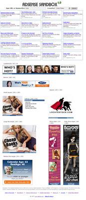 Google Adsense Sandbox - Online Adsense Preview Tool