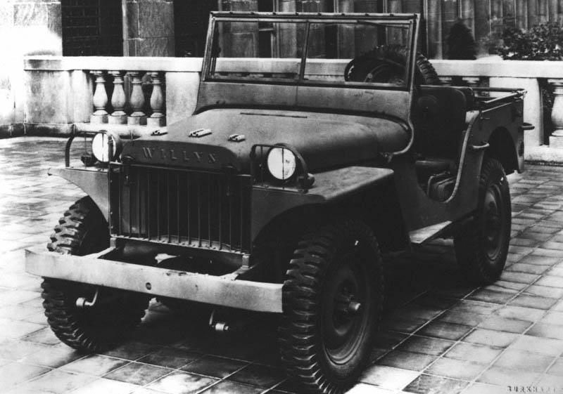 1941 Jeep Willys Ma. Jeep Willys MA, 1941