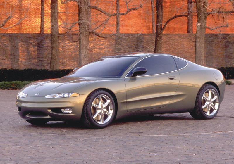 1998 Jaguar Xk180 Concept. Oldsmobile Alero Concept, 1997