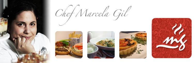 Marcela Gil Chef