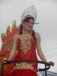 Analí Montoro Monroy, Princesa del Carnaval de Xalapa 2009