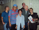 JÓIS ALBERTO NO MESTRADO EM CIÊNCIAS SOCIAIS NA UFRN E A VINDA DE EDGAR MORIN A NATAL EM  2010