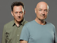 Ben Linus and John Locke