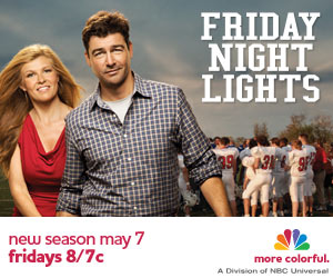 Friday Night Lights returns May 7