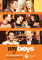 Win a My Boys signed poster