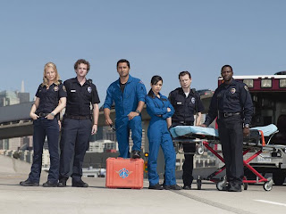The cast of Trauma