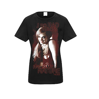 True Blood Jessica t-shirt