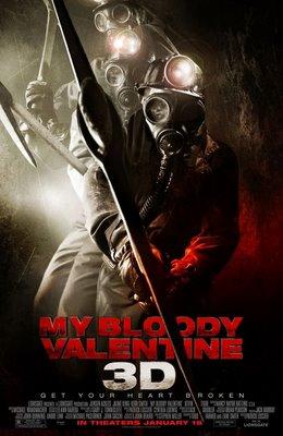 My Bloody Valentine 3D (2009) - Subtitulada