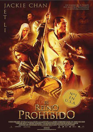 El Reino Prohibido (2008) - Subtitulada