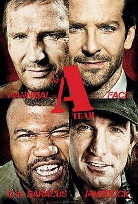 El Equipo A: Los Magníficos (The A-Team) (2010) - Latino