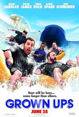 Grown Ups (Nios grandes) - Subtitulada