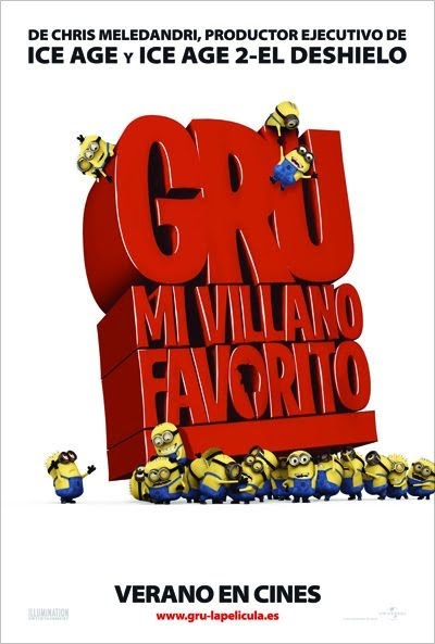 Gru: Mi villano favorito (Despicable Me) (2010) - Subtitulada BAJA